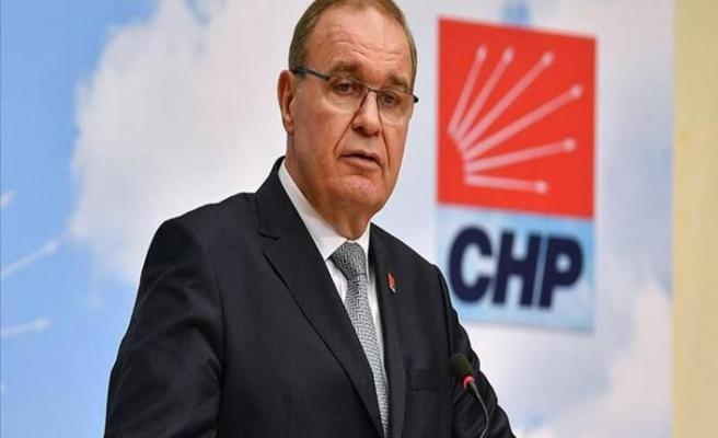 CHP Sözcüsü Faik Öztrak: Basın toplantısında önemli açıklamalarda bulundu
