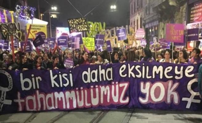 İstanbul Sözleşmesi'nden çıkıldı
