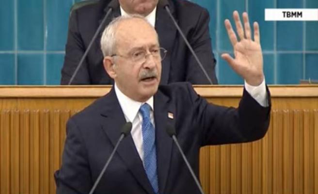 Kılıçdaroğlu'ndan Erdoğan'a İstanbul Sözleşmesi tepkisi