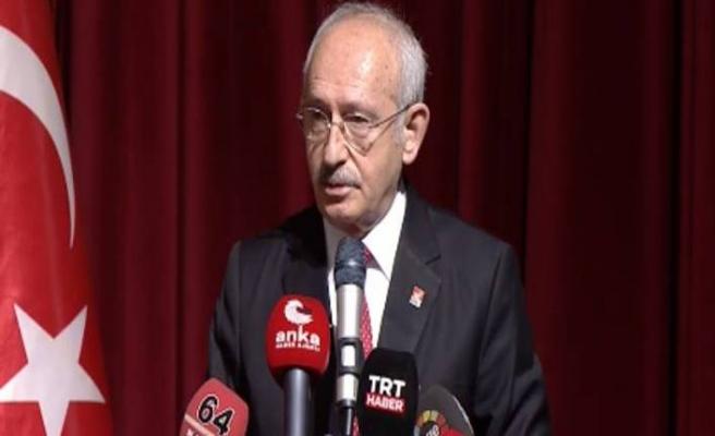 Kılıçdaroğlu'ndan flaş açıklama: Takım tutar gibi parti tutulmaz