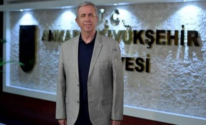 Mansur Yavaş'tan yeni kampanya: Yeşilin Başkenti Projesi