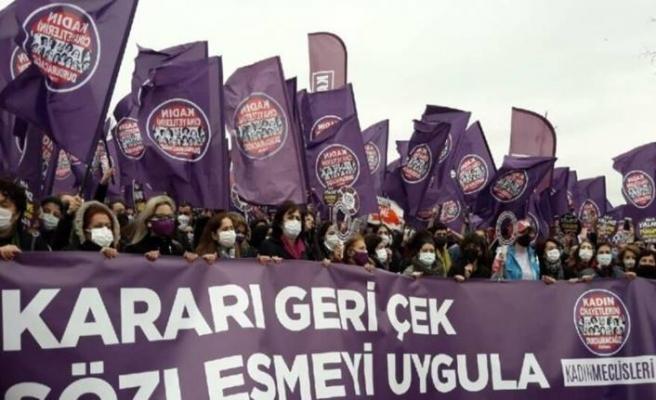O tarihe işaret edildi ve İstanbul Sözleşmesi'nden çekilme kararı aylar önce alındı