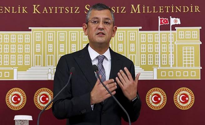 Özgür Özel Erdoğan'a seslendi: 128 milyar duruyor diyor duruyorsa millete versene