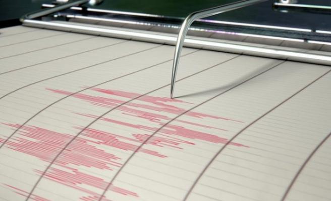Çanakkale açıklarında 3.9 büyüklüğünde deprem