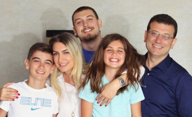Ekrem İmamoğlu'nun eşi ve 2 çocuğunun covid testi pozitif çıktı