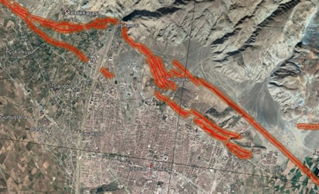 Erzincan için uyarı: Büyük depremler olabilir