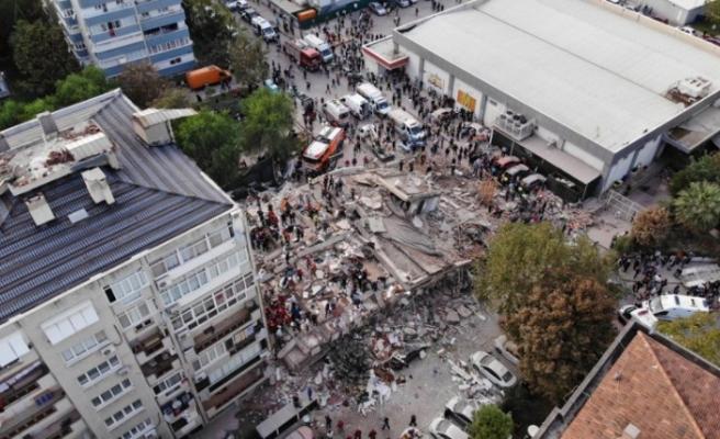 İzmir depreminde yıkılan binalarla ilgili flaş gelişme: Çok sayıda gözaltı kararı