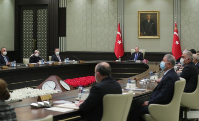 Kabine toplantısı bugün! Kritik kararlar bekleniyor... 3 haftalık kapanma gelebilir