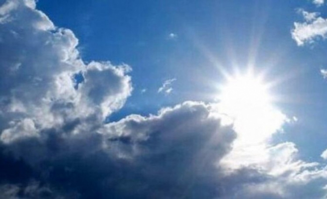 Marmara Bölgesi'nde parçalı bulutlu hava bekleniyor