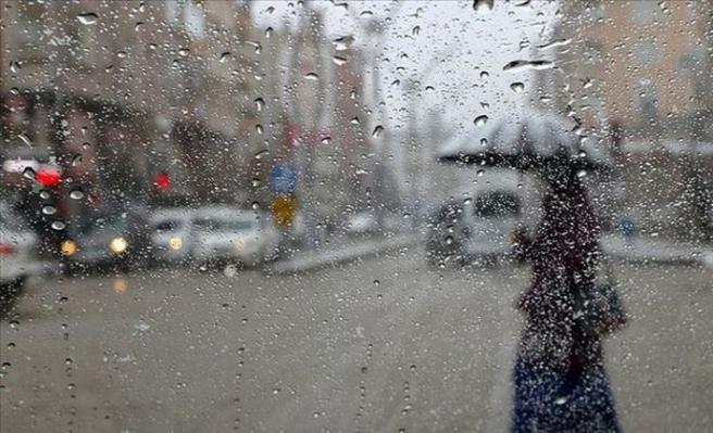 Meteoroloji yağmur ve lodos için uyardı