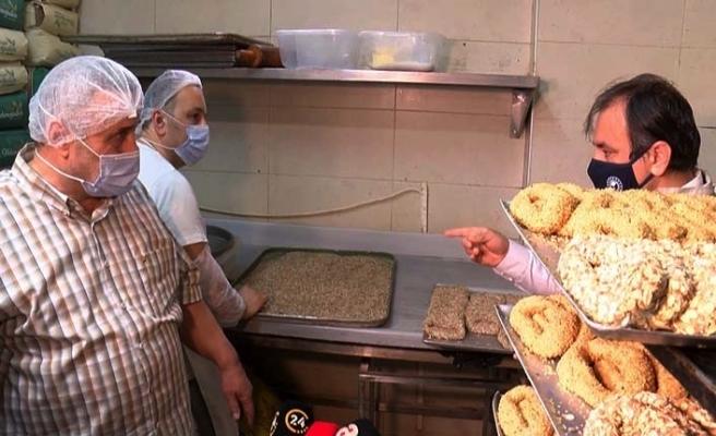Ramazan öncesi fırınlar denetlendi