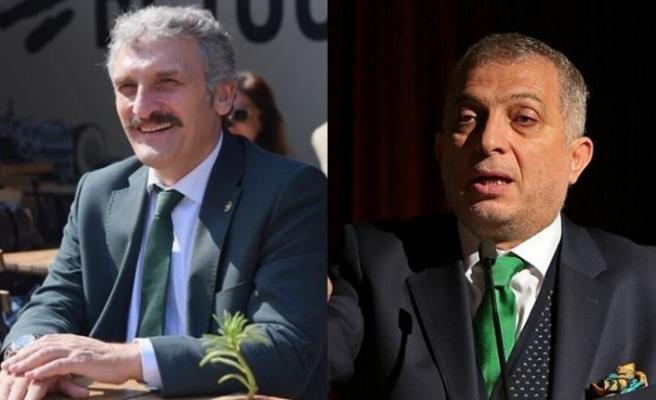 AKP'li Çamlı, Soylu yerine Külünk'e destek verdi