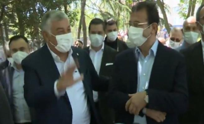 Ekrem İmamoğlu, 'el bağlama' soruşturmasını ti'ye aldı