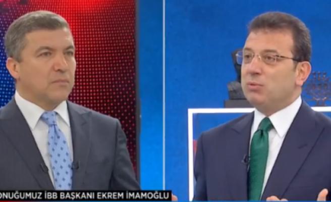 Ekrem İmamoğlu'ndan Erdoğan'ın 'kayıp atlar' hakkında açıklamasına yanıt