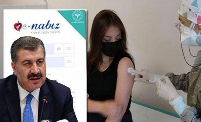 Aşı randevusu 35 yaş ve üzerine açıldı! Sağlık Bakanı Koca'dan aşı randevuları için açıklama