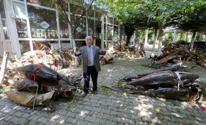 Balıkçı Kenan Erdoğan'dan yardım istedi
