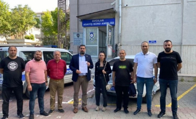 CHP Avcılar İlçe Başkanı Erdal Nas: Bu soruşturmayı madalya olarak taşıyacağım!