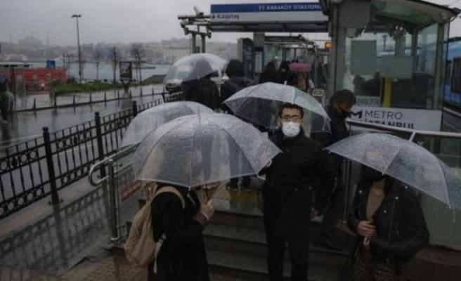 Kuvvetli yağış geliyor: Bu bölgelere dikkat!