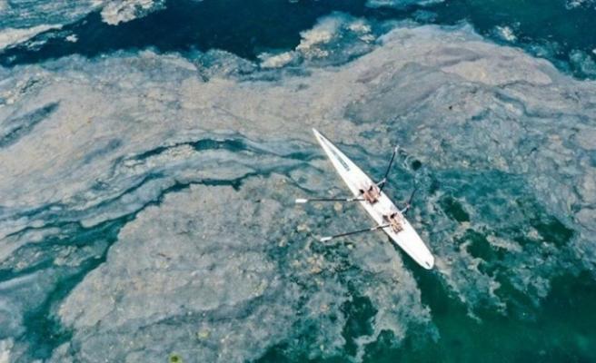 Marmara'da deniz suyu sıcaklığı 25 dereceye çıktı