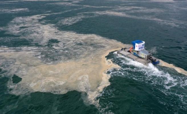Uzmanlardan Marmara'daki müsilaj felaketinde Kanal İstanbul uyarısı
