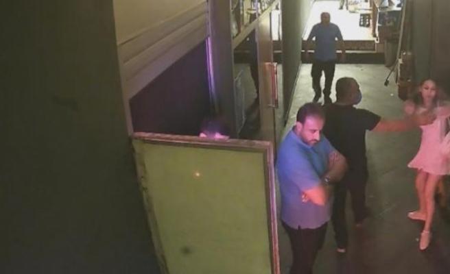 Beyoğlu'nda dehşet gecesi! Mekana alınmayan kadın, güvenlikçinin parmağını kopardı