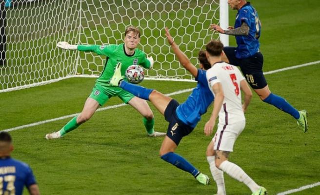 Euro 2020 şampiyonu İtalya oldu!