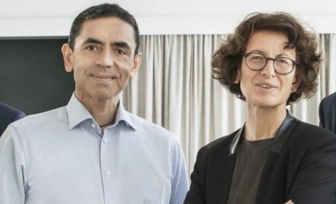 Tarih verildi: Özlem Türeci ve Uğur Şahin'den yeni aşı açıklaması