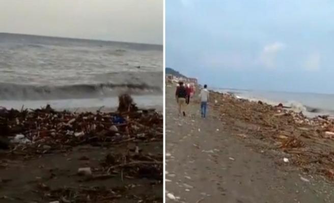 Bozkurt'te sel felaketi: Cesetler kıyıya vurdu!