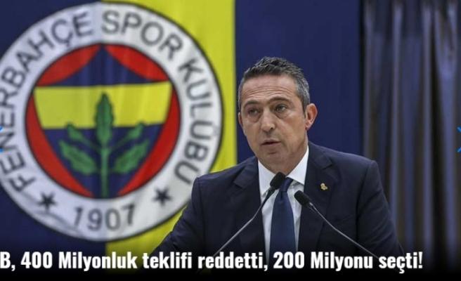 Fenerbahçe'ye 'tan token'den 200 Milyon