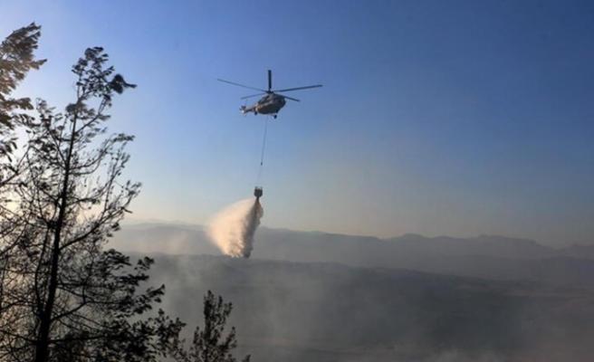 Haluk Levent duyurdu: AHBAP olarak yangın söndürme helikopteri kiralıyoruz