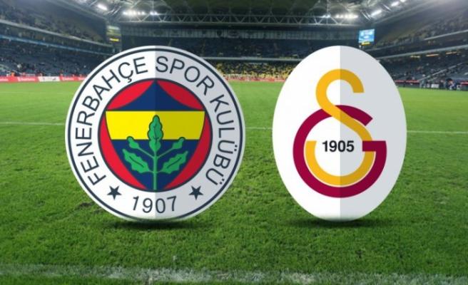 İşte Fenerbahçe ve Galatasaray'ın muhtemel rakipleri