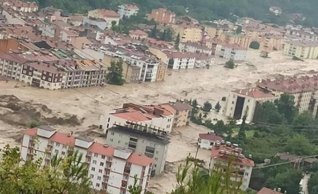 Kastamonu'da sel sularına kapılan 2 kişi hayatını kaybetti