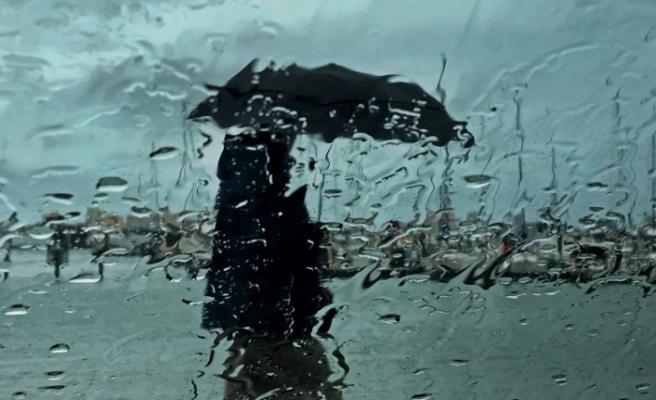 Meteoroloji'den çok sayıda il için sağanak yağış uyarısı