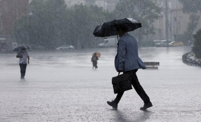 Meteoroloji'den pek çok il için sağanak uyarısı!