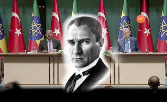 Mustafa Kemal Atatürk'ün ismini kullanmaktan kaçınan çevirmen tepki gördü