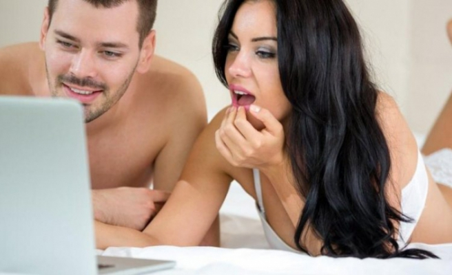 Porno izleyen erkekleri bekleyen büyük risk