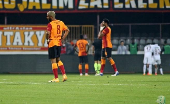 Galatasaray'da fatura onlara kesildi
