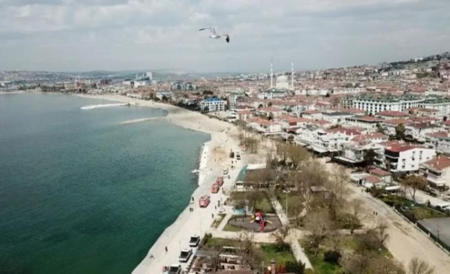 İstanbul'da tsunami alarmı: İşte risk altındaki ilçeler...