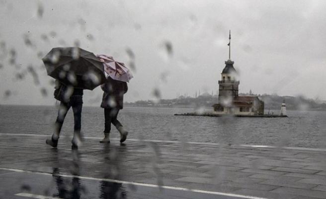 İstanbul'un kritik yağış uyarısı! AFAD da açıklama yaptı
