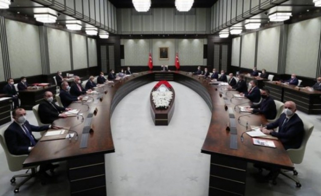 Kabine'de kritik toplantı bugün gerçekleşecek!