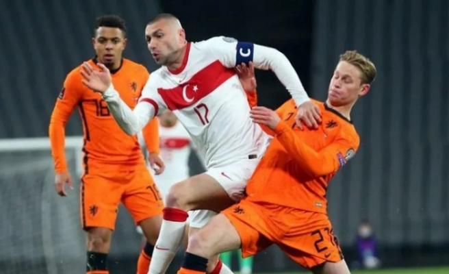 Türkiye-Hollanda maçı saat kaçta, hangi kanalda?