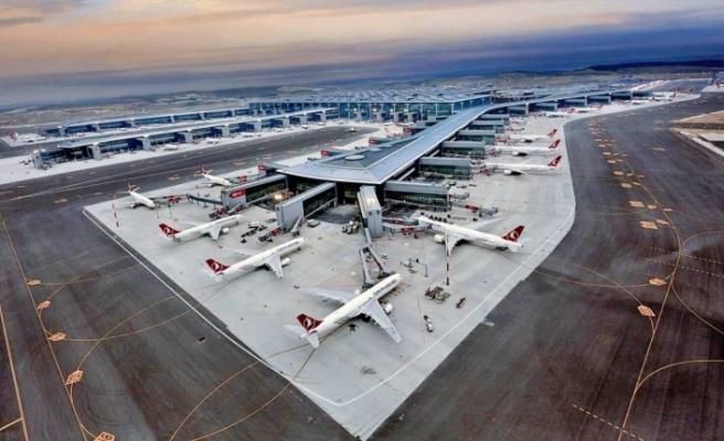 İstanbul Havalimanı fark yarattı