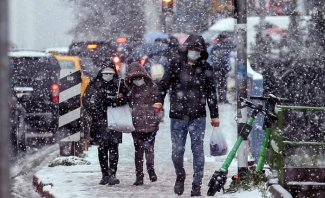 Meteoroloji'den kar, yağmur ve rüzgar uyarısı