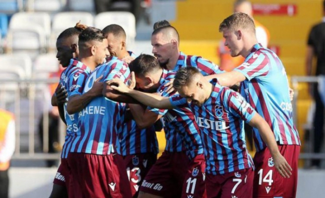 Trabzonspor'a Fenerbahçe maçı öncesi müjde