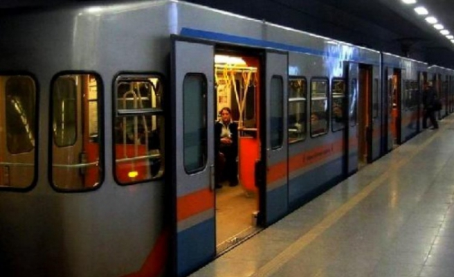 Ücretsiz internet Marmaray'a var, İBB metrosuna yok!