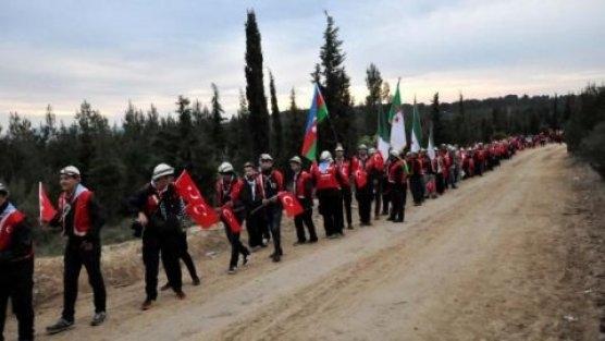 25 bin Türk dedelerinin izinde