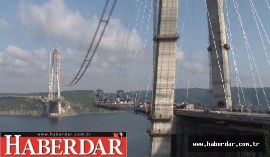 3. Köprü'de son durum