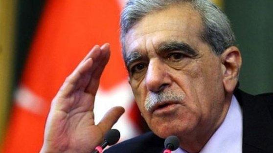 Ahmet Türk, Kürtler  adına özür diledi