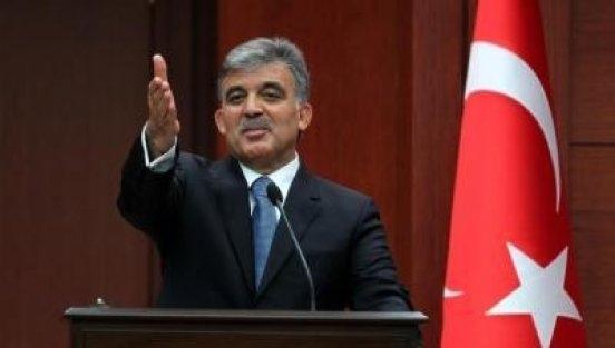 AK Parti Abdullah Gül'ü Sildi