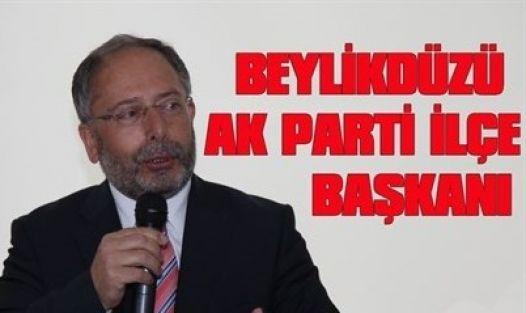 AK Parti Beylikdüzü İlçe Başkanı Sabri Esen oldu